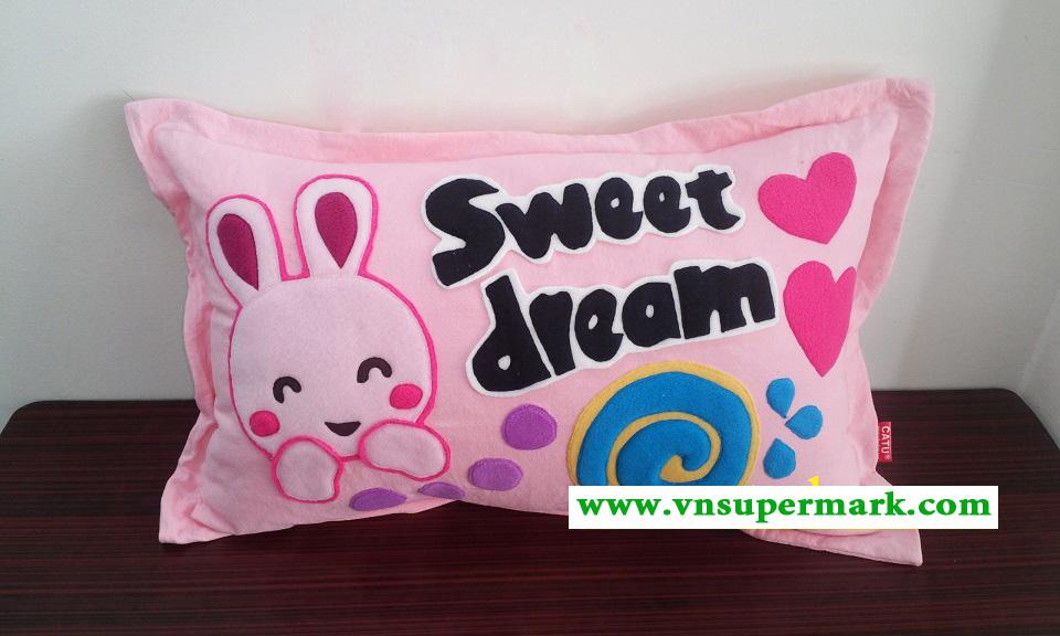 Gối vuông Sweet dream