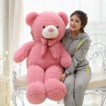 Gấu teddy lông xù