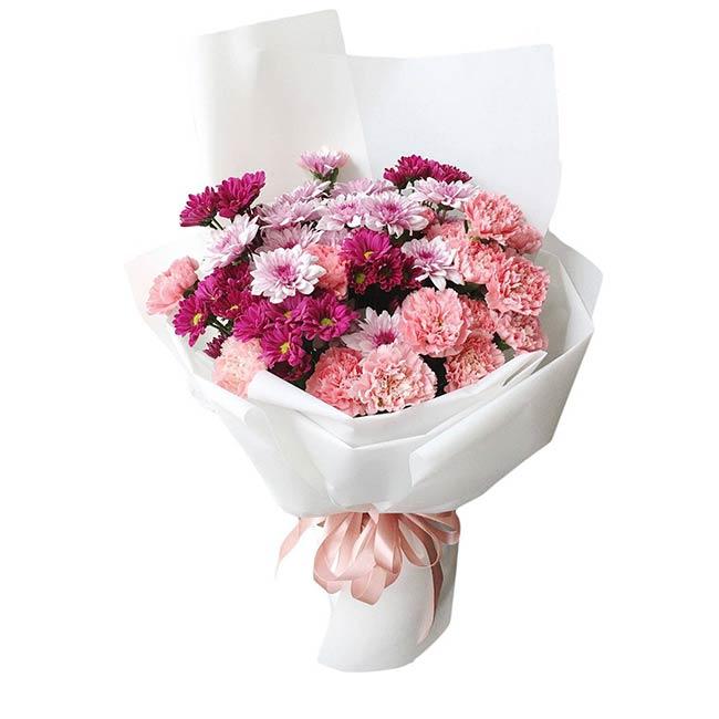 Bó Hoa Cẩm chướng Carla