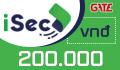 Thẻ iSec 200k