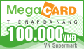 Megacard 100k