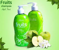 Dầu gội Natures Organics Fruits Apple Fresh