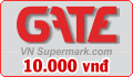 Thẻ Gate 10k