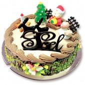 Bánh Kem Noel 09