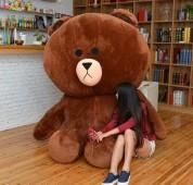 Gấu Brown Lông Mượt