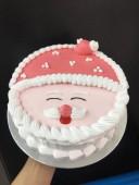 Bánh Kem Noel Ngộ Nghĩnh