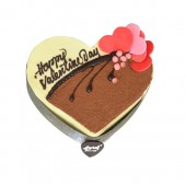 Bánh kem valentine 02