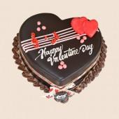 Bánh kem valentine 05