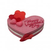 Bánh kem valentine 04