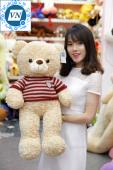 Teddy Logo Baby 80cm