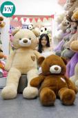 Teddy Nâu Love 1m8