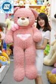 Teddy Angel Hồng 80cm