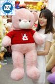 Gấu Teddy Áo BayMax 80cm